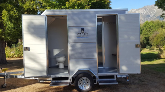 Portable Shower and Toilet Hire | Mobile Disabled Bathroom