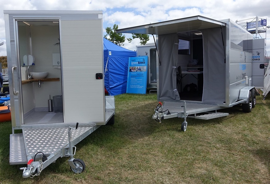 Mobile Bathroom And Toilet Hire Portable Camping Shower Awesome Mobile Bathroom